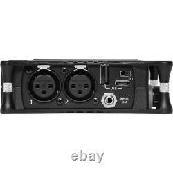 New Version! Sound Devices MixPre-3 II MK2 Audio Field Recorder Mixer Portable