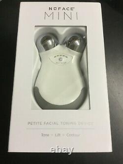NuFACE Mini Facial Toner Travel-Friendly Microcurrent Device New #2793