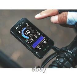 OFFICIAL Bryton Rider 750 GPS Bike Computer Versatility at its Core