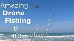 PROFESSIONAL Release Device, Drone Fishing, Payload Delivery for DJI Mavic 2