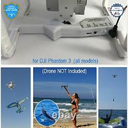 PROFESSIONAL Release Device, Drone Fishing, Payload Delivery for DJI Phantom 3