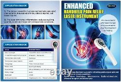 Pain Relief Cold Laser Therapy Device Low Intensity For Human Pet LLLT Treatment