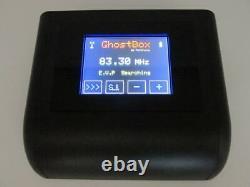 ParaForce Ghost Box ITC device EVP transmission Frank's Box Hack Box