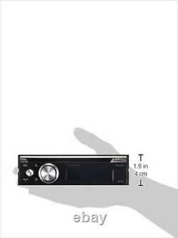 Pioneer Carrozzeria Deh-7100 Bluetooth Usb Device Main Unit Car Audio Japan NEW