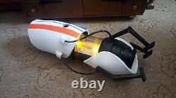 Portal Gun Device Science Handheld P body ATLAS Co-Op prop Cosplay