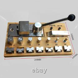 Professional Ring Bending Machine Earring Ring Bender Tool Device for Jewelry