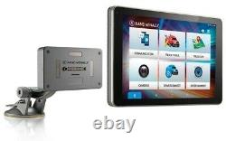 Rand McNally 8PRO OverDryve Truck Device with GPS Dash Cam and Bluetooth