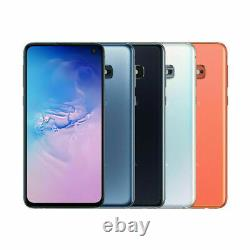 Samsung Galaxy S10E SM-G970U 128GB GSM & CDMA Unlocked DEVICE 4G OB Excellent