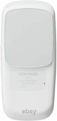 Sony REON POCKET Wearable Thermo Device RNP-1A/W NEW