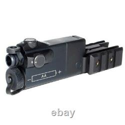 Steiner eOptics AR-2A Single Beam 2a Red Laser Devices W Visible Side Black 9041