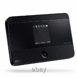 TP-LINK M7350-V5 4G LTE Mobile WiFi Wireless Router Hotspot Support to 10 Device