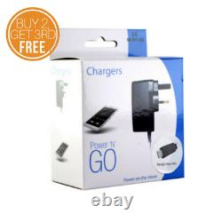 Tds Micro Mains Micro Usb Travel Charger For Kindle Fire & Micro Usb Devices