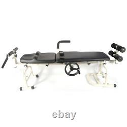 Traction Bed Lumbar Cervical Spine Stretching Device Traction Bed 1.65M Height