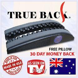 True Back Trueback Australia Back Pain Relief Traction Device. Made in USA