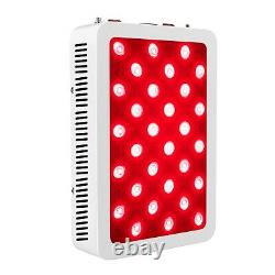 US Stock SGROW Beauty Device 660nm 850nm 300W Red Infra LED Therapy Light-FDA