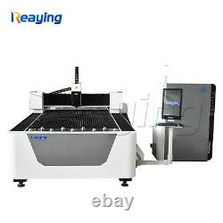 USB1000W Fiber Laser Cutting Machine 1325 with rotary device tube cutter