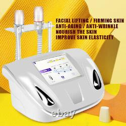 Ultrasound Wrinkle Removal Device Radar Line Carve Face Lifting Machine Top