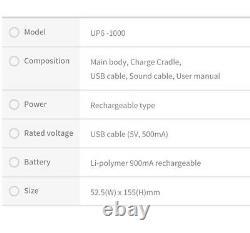 VANAV UP6 Home Care Facial Massager Device UP6-1000 Galvanic USB Type / K-Beauty