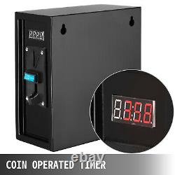 VEVOR Coin Operated Timer Control Power Supply Electronic Device Box USA
