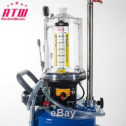 Werkzeug-Altölabsauger Altölsammelbehälter Ölauffanggerät Ölabsauggerät 80 Liter